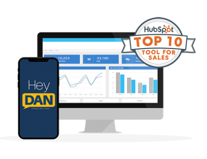 Hey DAN - Top 10 Tool for Sales