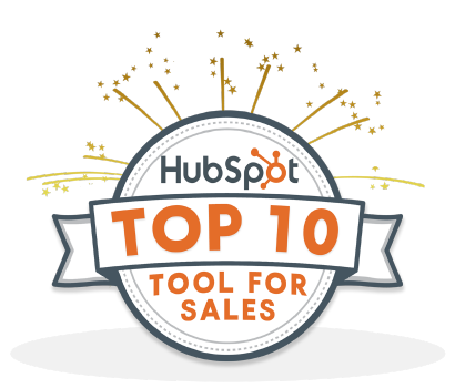 HubSpot Top 10 Tool for Sales