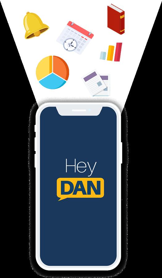 Hey DAN Voice
